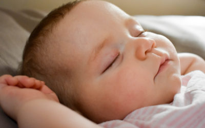 Le sommeil du bébé allaité